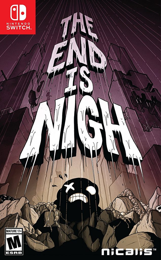 the end is nigh für nintendo switch cover