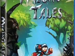 mecho tales arcade distillery limitedrungames.com ps4 cover