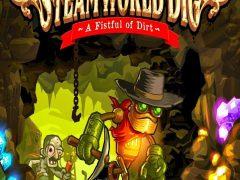 steamworld dig limited run games playstation vita cover