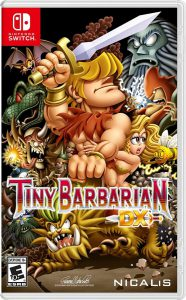 tiny barbarian dx nicalis nintendo switch cover