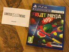 Fruit Ninja VR PSVR