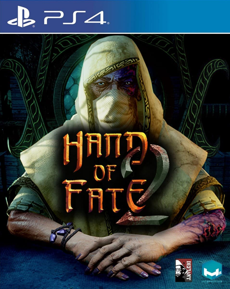 hand of fate 2 defiant development ps4 cover