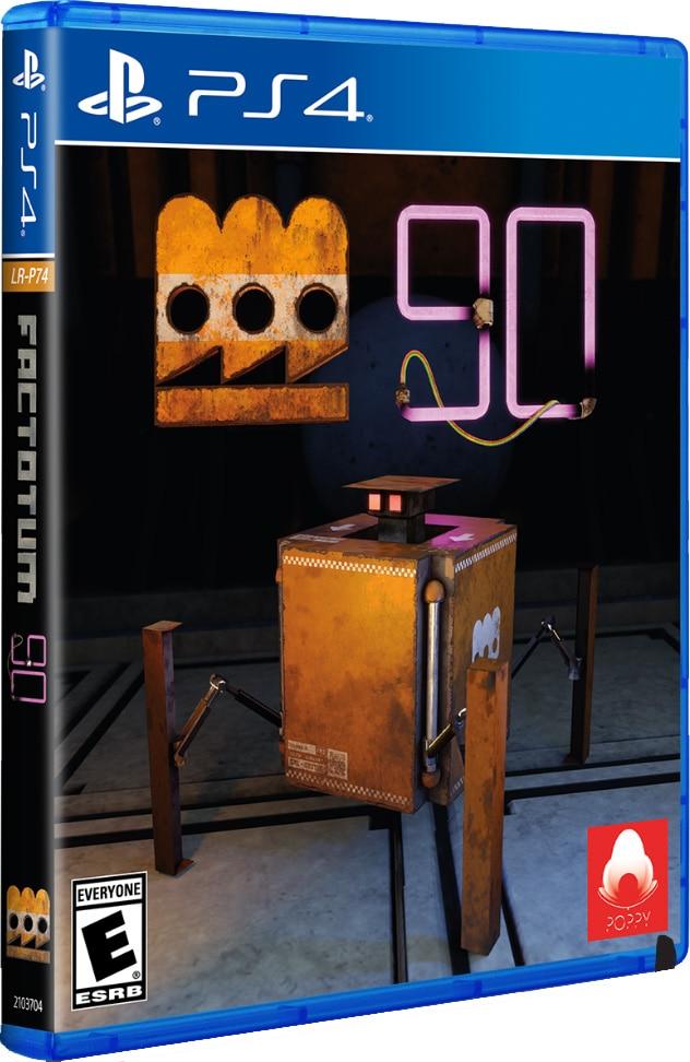 factotum 90 limitedrungames.com ps4 ps vita cover