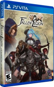fallen legion flames of rebellion limitedrungames.com ps vita cover