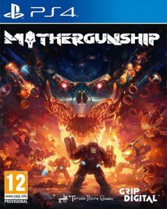 mothergunship sold out grip digital software ps4 cover