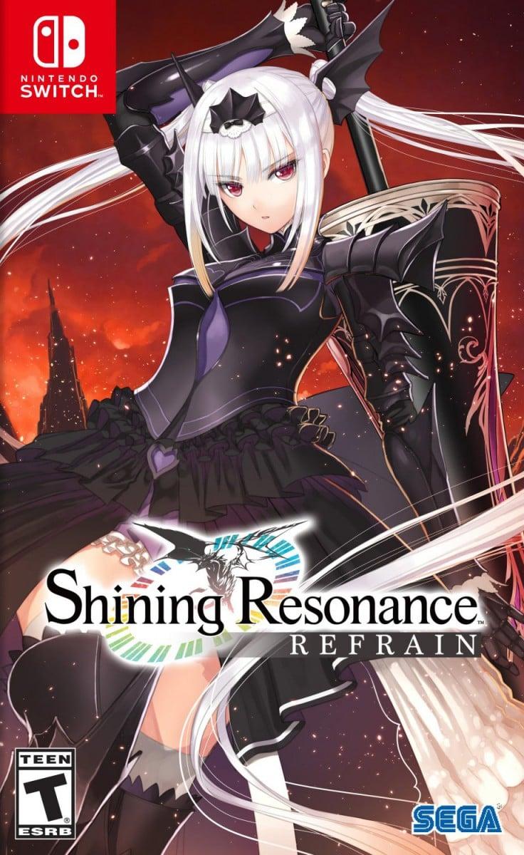 shining resonance refrain sega ps4 xbox one nintendo switch cover