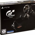 gran turismo sport collectors edition ps4 psvr cover