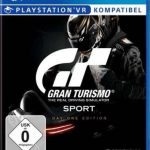 gran turismo sport day one edition ps4 psvr cover