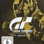 gran turismo sport steelbook edition ps4 psvr cover