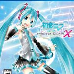 hatsune miku project diva x sega ps4 psvr cover