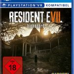 resident evil 7 biohazard capcom ps4 psvr cover