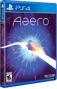 aaero mad fellows limitedrungames.com ps4 cover