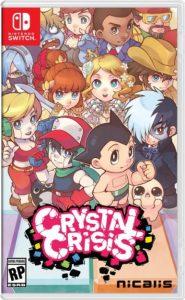 crystal crisis nicalis play-asia.com nintendo switch cover