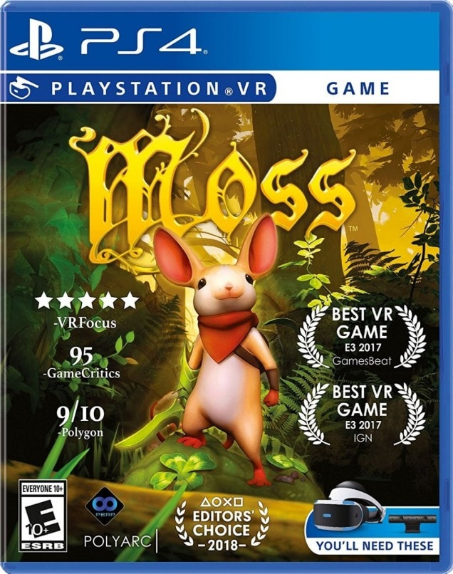 moss perpetual games ps4 psvr cover