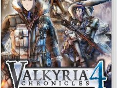 valkyria chronicles 4 sega nintendo switch cover
