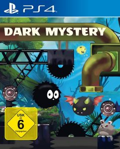 dark mystery markt und technik ps4 cover