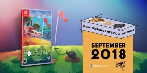 golf story lrg e3 2018 announcements nintendo switch cover