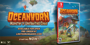 oceanhorn: monster of uncharted seas lrg e3 2018 announcements nintendo switch cover