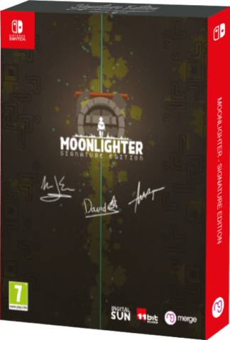 moonlighter signature edition limitedgamenews.com nintendo switch cover artwork