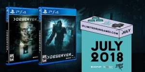 observer lrg e3 2018 announcements ps4