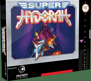 super hydorah collectors edition abylight studios limitedrungames.com ps vita cover