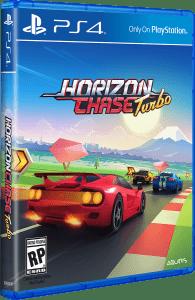 horizon chase turbo aquiris box art ps4 cover