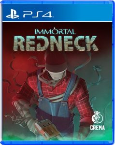 Immortal Redneck Strictly Limited Games PS4 Cover