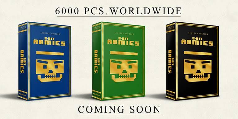 8-bit armies limited editions soedesco limitedgamenews.com announcement