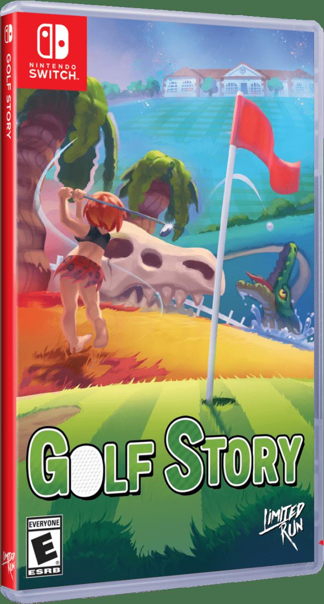 golf story limitedrungames.com limitedgamenews.com nintendo switch cover