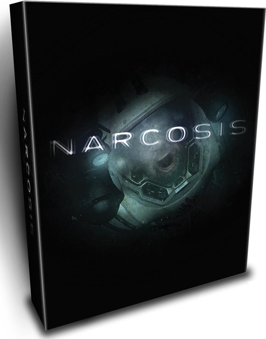 narcosis collectors edition limitedrungames.com limitedgamenews.com ps4 box art
