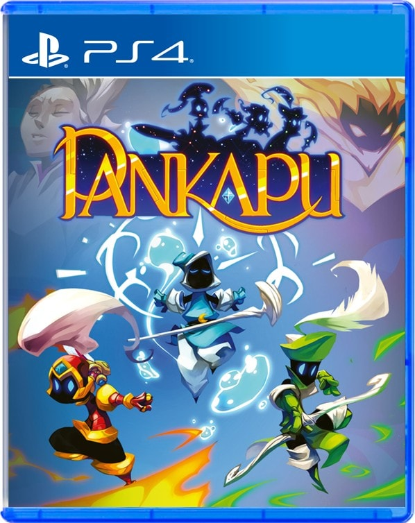 pankapu too kind studio strictly limited games limitedgamenews.com ps4 cover