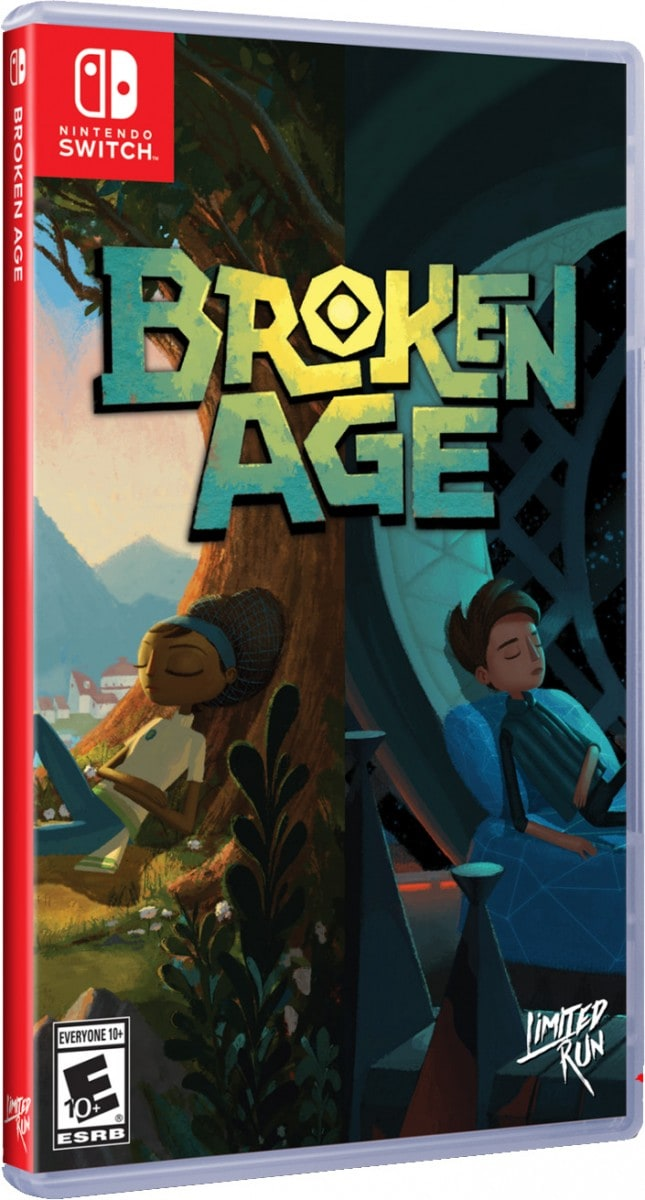 broken age limitedgamenews.com nintendo switch cover