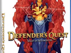 defenders quest valley of the forgotten limitedrungames ps vita cover limitedgamenews.com