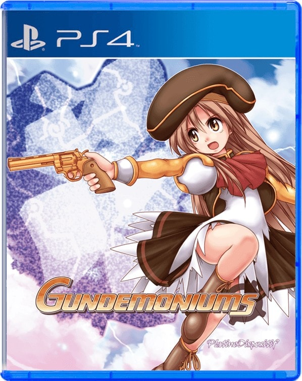 gundemoniums ps4 ps vita cover limitedgamenews.com