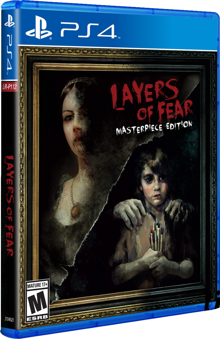 layers of fear limitedgamenews.com masterpiece edition ps4 cover