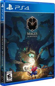 mages of mystralia limitedrungames ps4 cover limitedgamenews.com