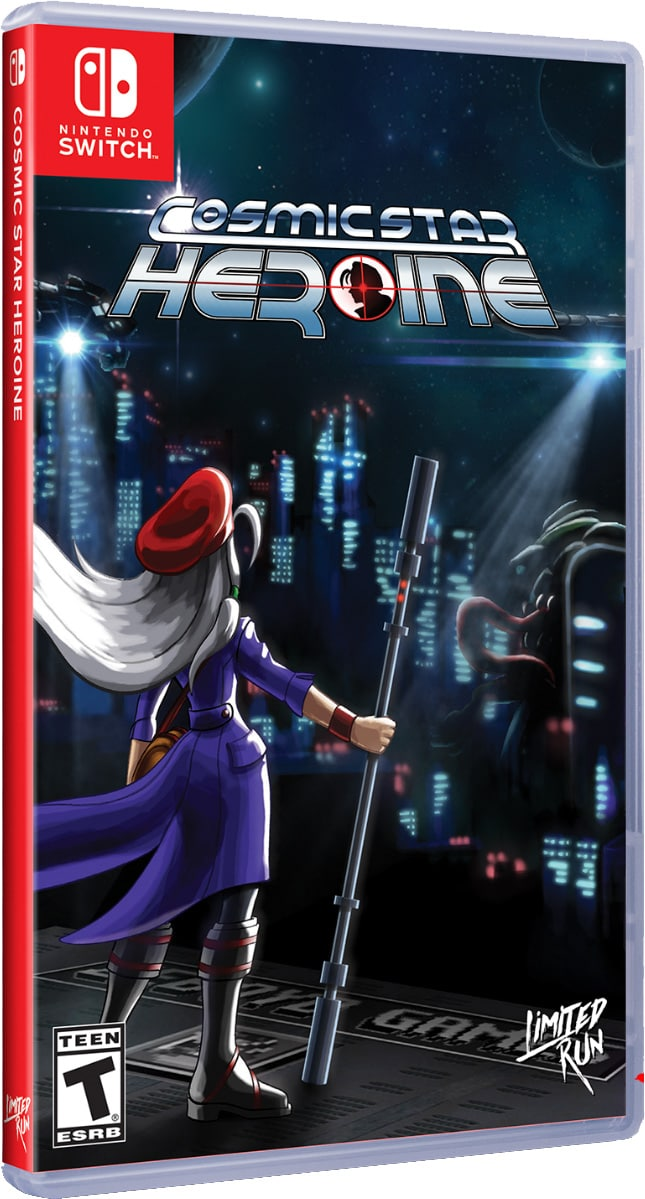 cosmic star heroine nintendo switch cover limitedgamenews.com
