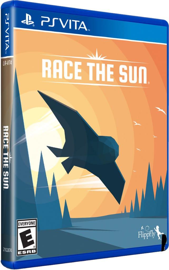 race the sun ps vita cover limitedgamenews.com