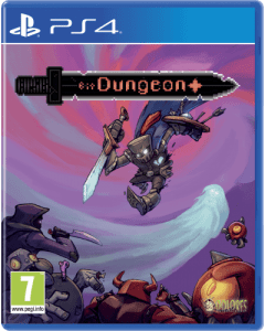 bit dungeon plus redartgames.com ps4 cover limitedgamenews.com