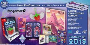 celeste collectors edition contents nintendo switch cover limitedgamenews.com