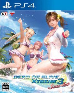 dead or alive xtreme 3 scarlet ps4 cover limitedgamenews.com