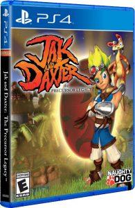 jak and daxter the precursor legacy ps4 cover limitedgamenews.com