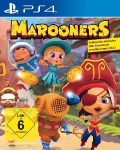 marooners ps4 cover limitedgamenews.com