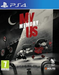 my memory of us ps4 cover limitedgamenews.com