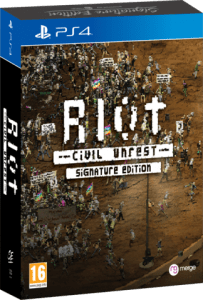 riot civil unrest signature edition ps4 cover limitedgamenews.com