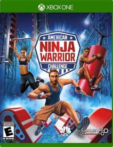 american ninja warrior challenge xbox one cover limitedgamenews.com