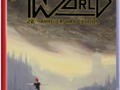 another world 20th anniversary edition limited run games nintendo switch cover
