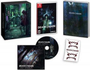death mark limited edition nintendo switch cover limitedgamenews.com