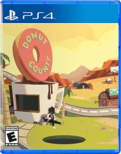 donut county ps4 cover limitedgamenews.com