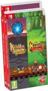 knights of pen and paper double pack superraregames nintendo switch cover limitedgamenews.com